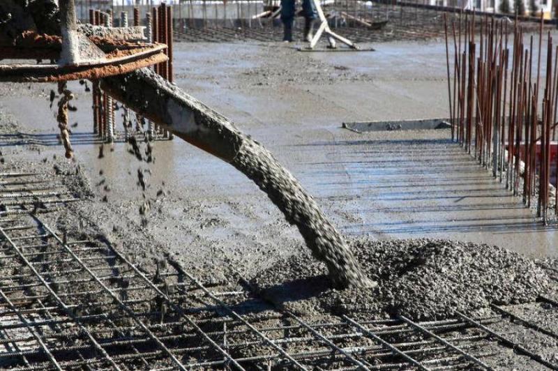 Графен в бетоне бетон в15 характеристика
